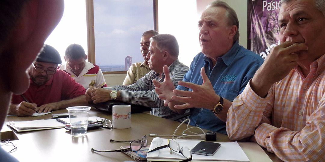 Reunión PCD1