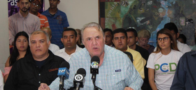 Carlos Alaimo.