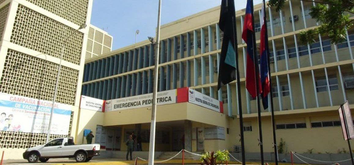 hospital chiquinquirá de maracaibo