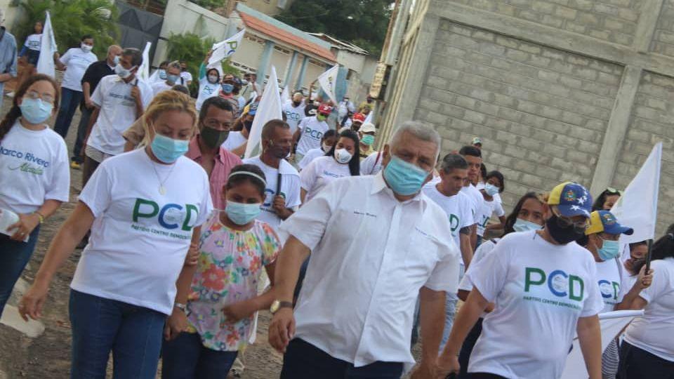 Prensa PCD